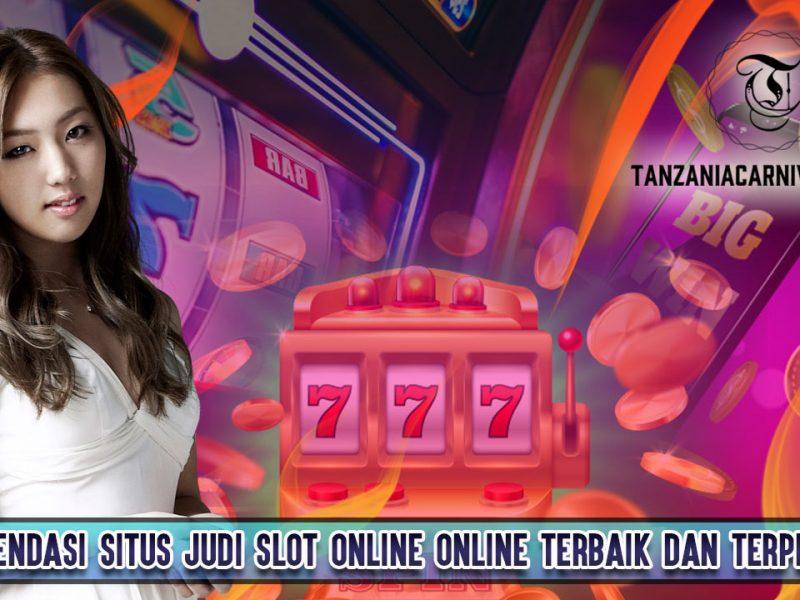 Rekomendasi Situs Judi Slot Online Terbaik dan Terpercaya